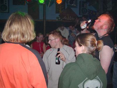 Foto\'s van een zeer geslaagd feest \'Delfland Night Live\'. Is zeker voor herhaling vatbaar
